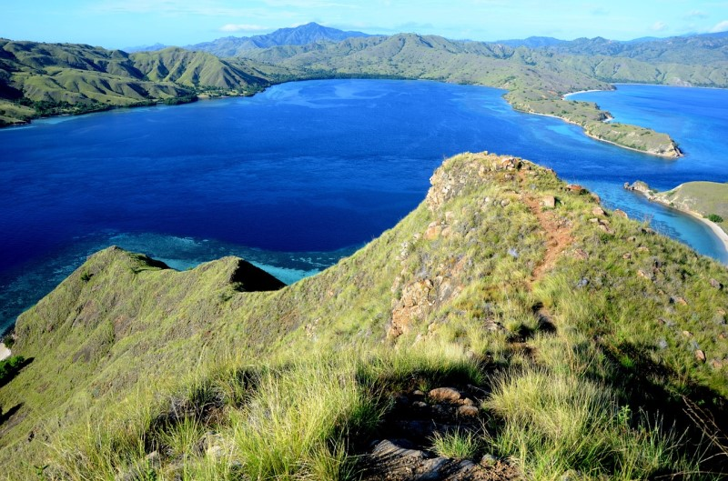 A view from Komodo -Image from Pixabay