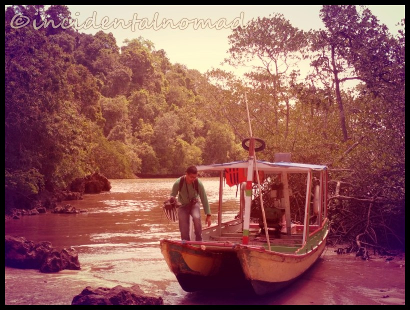 Sempu Island : Without a Tour!!