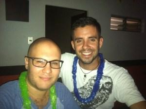 Eric and Ruben