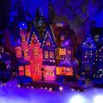 La magia del Natale in grotta alle grotte di Rescia, in Lombardia
