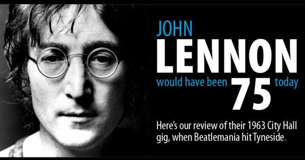 Sumber: John Lennon akan 75 Ingat Beatles Newcastle 1963 – Chronicle ...