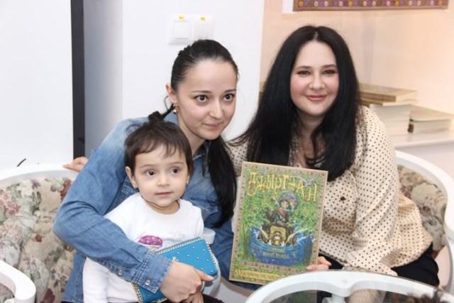 Презентация книги Джыртдан6
