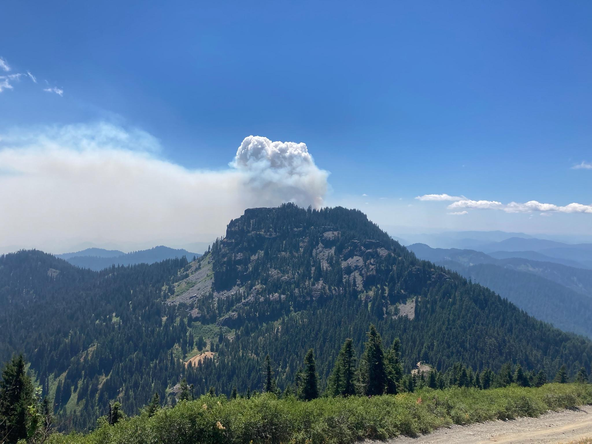 Rough Patch - Chaos Fire on August 7, 2021