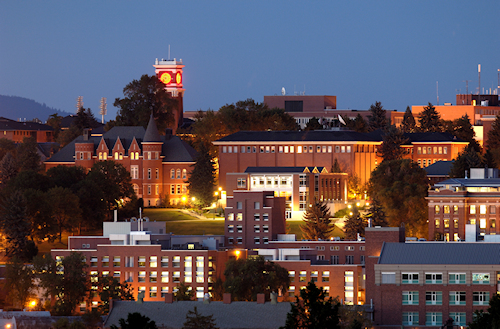 Washington State University, Pullman