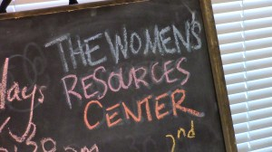 The Women's Resources Center is located on Wright Street right next to Cocomero.
