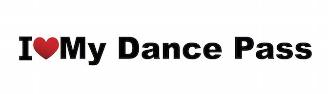 I Heart My Dance Pass