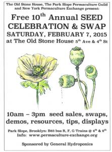 Seed Celebration