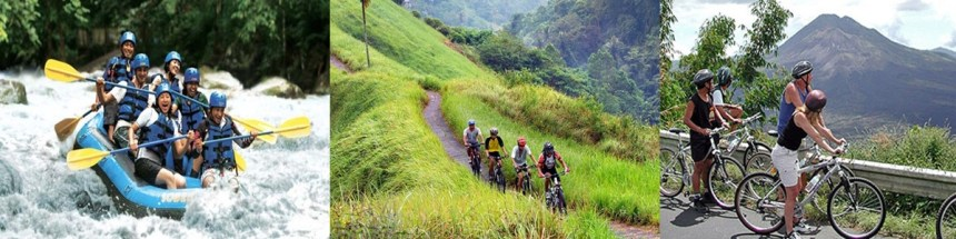 Ayung Rafting and Cycling Tour