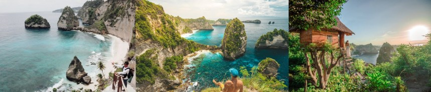 Nusa Penida East Tour