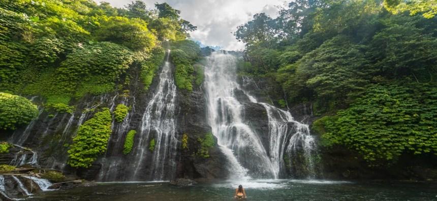 Banyumala Waterfall Tour Package
