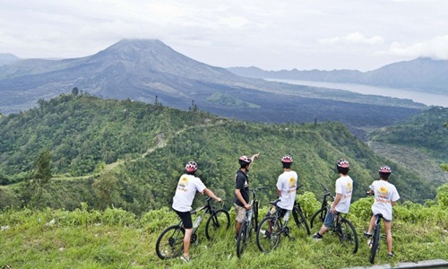Bali Rafting and Cycling Tour
