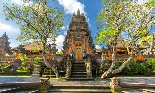 Bali Swing and Ubud Village Tour