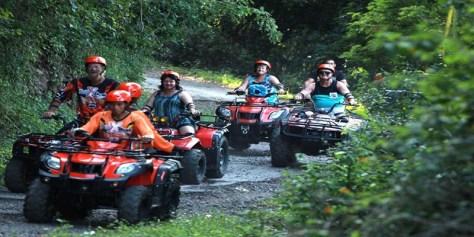 Bali ATV and Volcano Tour