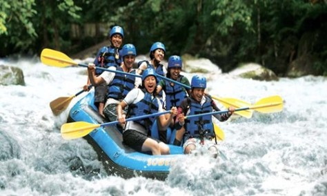 Ayung Rafting and Ubud Tour