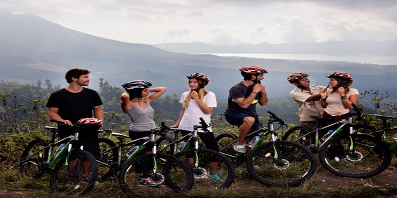 Bali Cycling and Ubud Tour