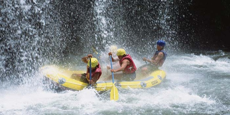 BALI SWING AND RAFTING TOUR