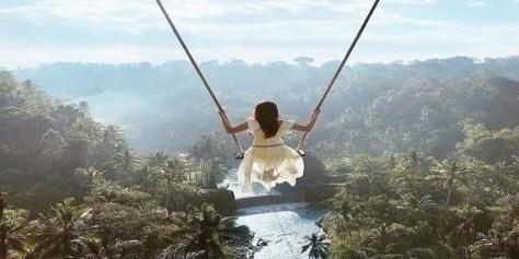 Bali Swing and Rafting Tour