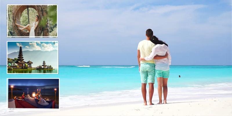 Bali Honeymoon Package 5 Days 4 Nights