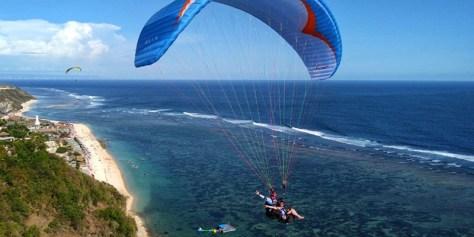 Paragliding Tour Bali