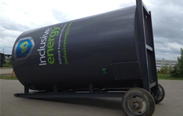 400 BBL Storage Tanks