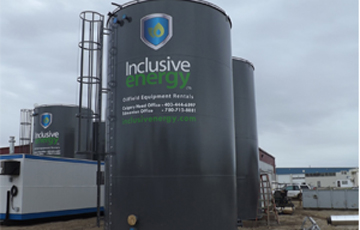 750 BBL Storage Tanks