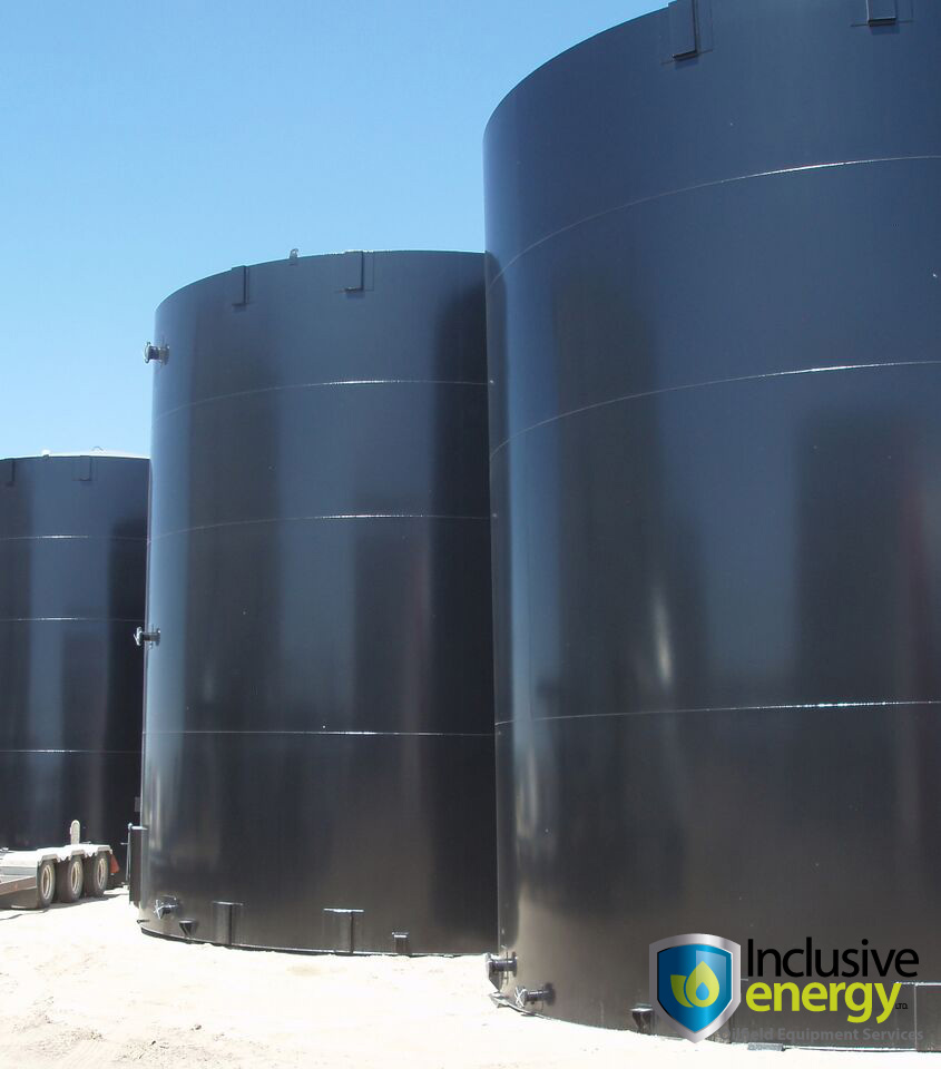 Storage Tanks Coating Options Internal Amp External