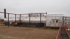 Hydrotek 10 x 70 Heated Treater Unit