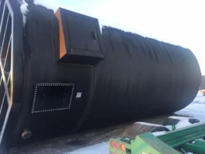 1000 BBL Insulated