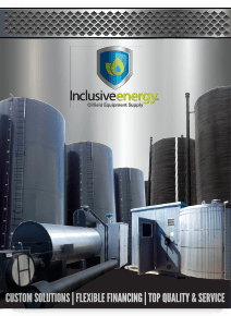 Inclusive Energy 2000 BBL Accommodations
