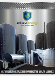 Inclusive Energy Oilfield Equipment Brochure