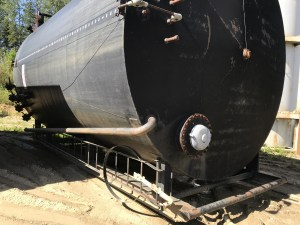 400 BBL Internally Coated Storage Tanks - Acid Lined
