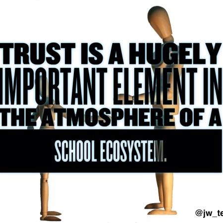 trust SEN leadership quote