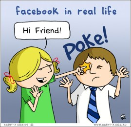 Online safety SEN Poke