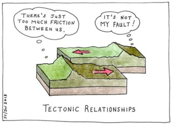 tectonic pun