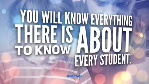 Special Ed Teacher quote