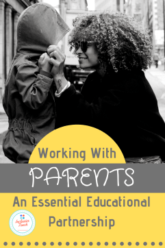 Cover Image School Parental engagement