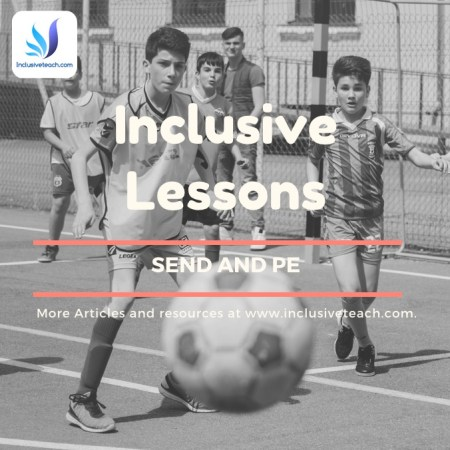 Special education PE and Autism