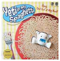 yeti in my spaghetti AAC communication game.