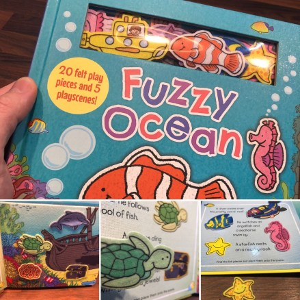 Fuzzy Ocean book and teaching resources