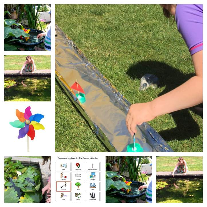 Sensory Garden and outdoor learning