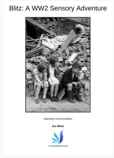 Sensory Story ww2 blitz pdf download