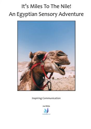 Camel Egypt Pharaoh sensory story pdf