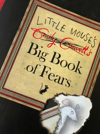 little mouses big book of fears images emotions children teaching