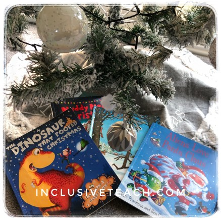 24 Christmas advent calendar picture books