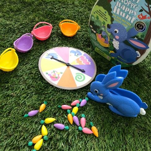 Easter game hoppy floppy happy hunt SEN resources