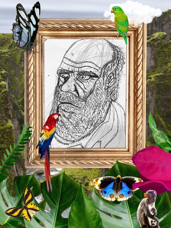 Charles Darwin multisensory story pmld beagle explorer animals