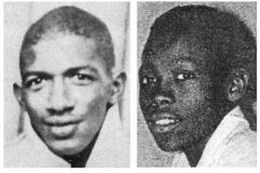 On May 2, 1964 Charles Eddie Moore and Henry Hezekiah Dee were kidnapped and murdered by the KKK in Meadville, MS. Their bodies were found in July of that year during a search for civil rights workers Michael Schwerner, Andrew Goodman and James Chaney but no legal action was taken at that time. In 2004 Canadian filmmaker David Ridgen discovered a film clip of the bodies being recovered which led to the arrest and conviction of the murderer.