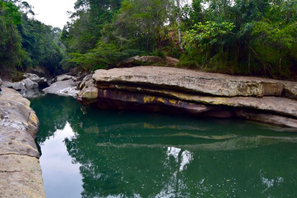 Una domenica alle piscine naturali del Guejar