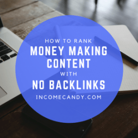 How to write content that gets traffic without backlinks