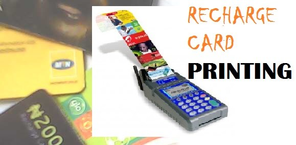 Recharge Card Printing Business in Nigeria: How to Get Started